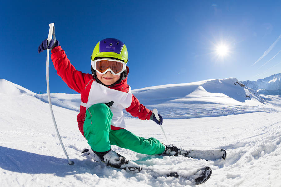 Children's Ski Hire in Jindabyne from The Shed Ski Hire