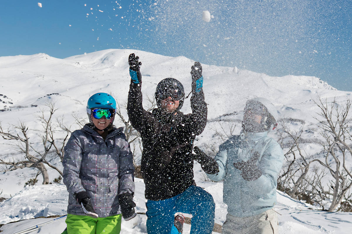 Ski and Snowboard Hire at The Shed Ski Hire, Jindabyne, Snowy Mountains